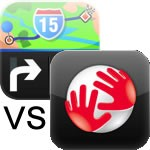Sygic vs TomTom, round 2 of the Navigation apps